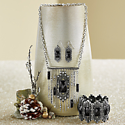 Faux Marcasite Jewelry