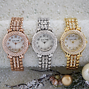 personalized crystal bracelet watch 65