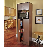 Microwave/Pantry Cabinet