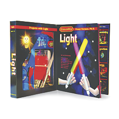 light experiment science kit