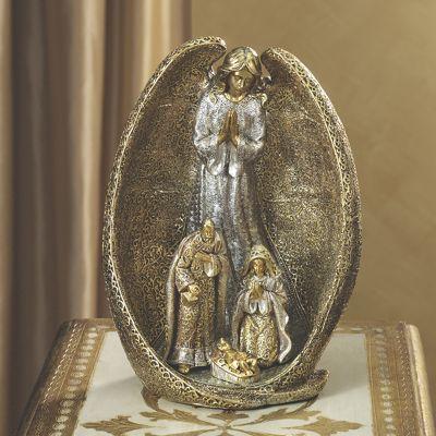Nativity Scene Figurine