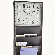 Wall File Clock
