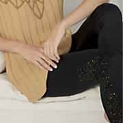 Caviar Bead Legging