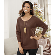 Copper Sparkle Sweater