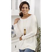 cashmere blend casmalia sweater
