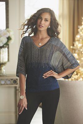 Midnight Blue Sweater