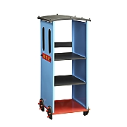 blue tobi bookcase