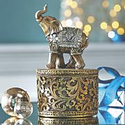 elephant trinket box 40