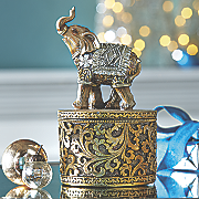 elephant trinket box 40