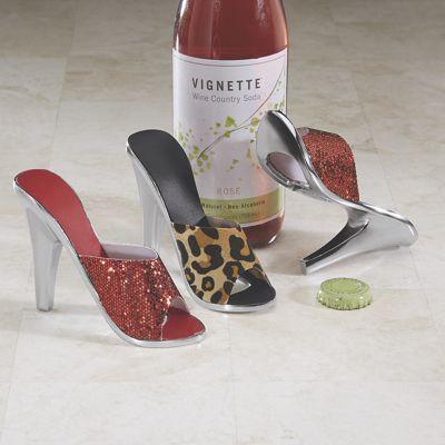 Shoe Bottle Opener