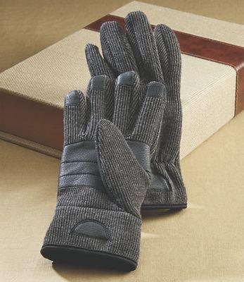 Wool-Blend Touch Glove