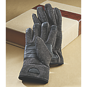wool blend touch glove