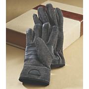 wool blend touch glove