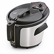 Presto Stainless Steel Immersion Deep Fryer