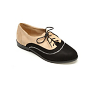 Rhinestone-Trim Oxford by Midnight Velvet