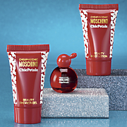 3 pc  chic petals set for her by moschino