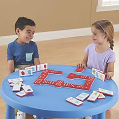 jumbo textured dominoes