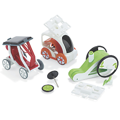 solar mini eco car set
