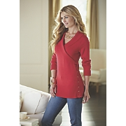 Cherri Side Lace-Up Sweater