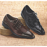 galletti wingtip oxford by stacy adams