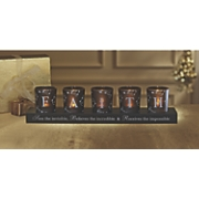5-Piece Faith Candleholder