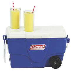 coleman cooler for 18 inch dolls