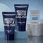 3 pc  forever sailing for him by moschino