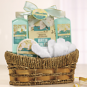 lily and jasmine bath set 224