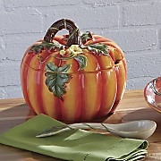 Harvest Pumpkin Soup Tureen