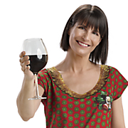 extra extra large wine glass