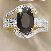 oval wrap ring
