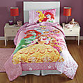 Princess Fabulous Friends Comforter