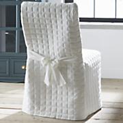 Funda acolchada para silla de comedor