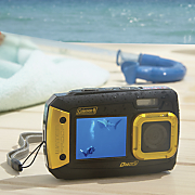 coleman waterproof digital camera