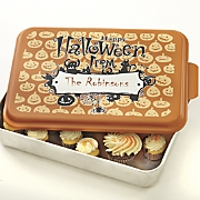 Personalized Halloween Cake Pan