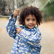 Smart Close Raincoat
