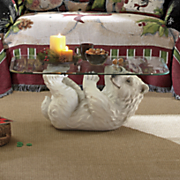 Polar Bear Coffee Table