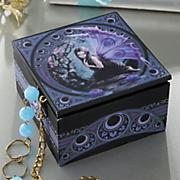 naiad mirror box by anne stokes
