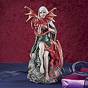 Dragonling Figurine by Anne Stokes