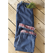 flannel lined jean by dickies
