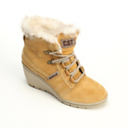 Harper Faux Fur Bootie by Cat