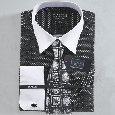 Armand Shirt Set