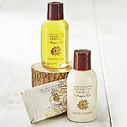 Argan Oil & Vanilla Spa Bath Set