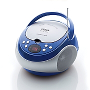 naxa portable cd player with am fm radio