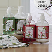 holiday soap   lotion set