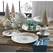 47 pc  prestige dinnerware set