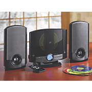 Home Music System with Detachable Speakers by GPX
