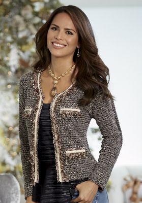 Glorious Knit Jacket