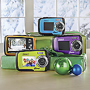 duo 14 mp underwater digital and video camera by coleman