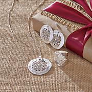 sterling silver filigree jewelry